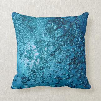 under water 03 throw pillow