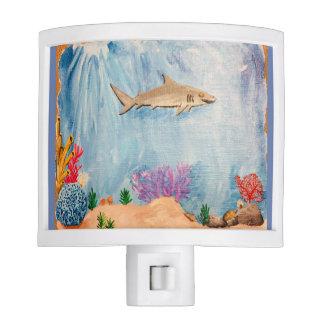 Under water adventure nite light