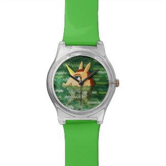 Under Water Unicorn Wristwatches