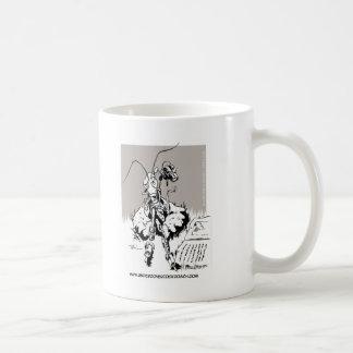 Undercover Cockroach Coffee Mug