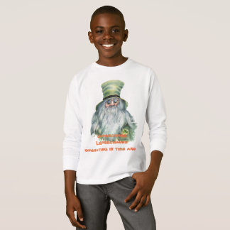 Undercover leprechauns leprechaun with  sunglasses T-Shirt