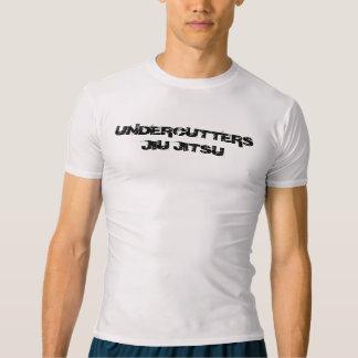 UNDERCUTTERS JIU JITSU RASHGUARD T-SHIRT