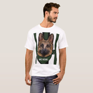 Underdog German Shepherd T-Shirt