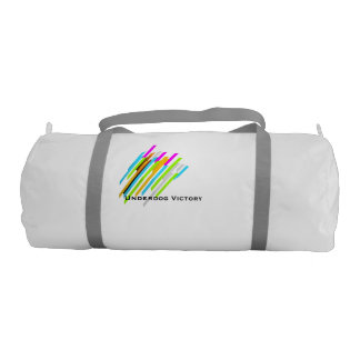 Underdog Victory - ColorLines GymBag