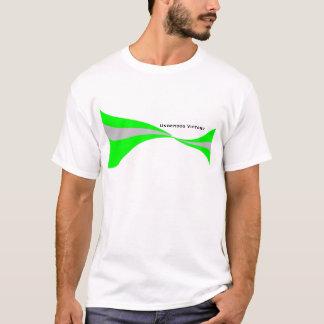 Underdog Victory Lime Swirl T-Shirt