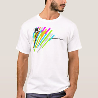 Underdog Victory Neon Stripes T-Shirt
