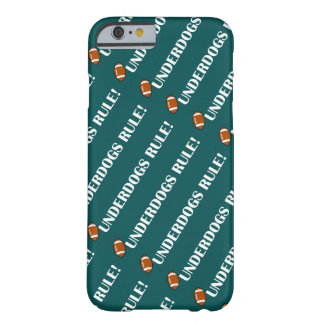 Underdogs Rule! Barely There iPhone 6 Case