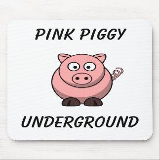 Underground Mouse Pad