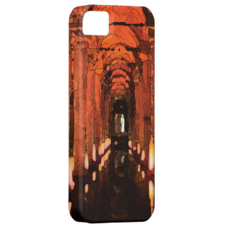 Underground palace iPhone 5 cover