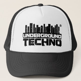Underground Techno - Hat