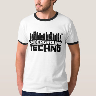 Underground Techno - Mens Shirt