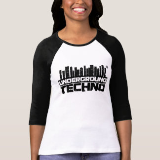 Underground Techno - Womens Shirt