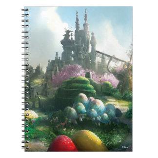 Underland Spiral Notebooks