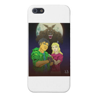 Underneth the Full Moon iPhone 5/5S Covers
