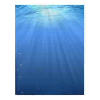 Undersea Post Card