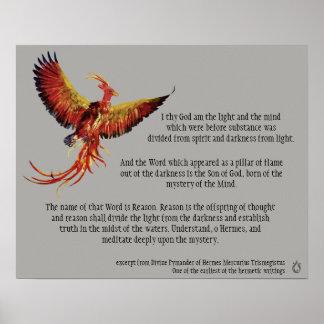 Understand, O Hermes Poster