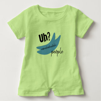 understandable people baby T-Shirt
