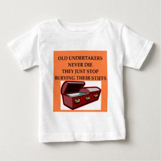 undertaker joke t shirt