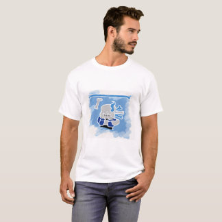 Undertale Bad Time Shirt Mens