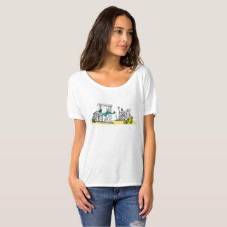 Underwater Ancient Ruins T-Shirt