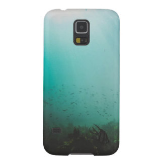 underwater blue sea galaxy s5 covers