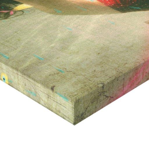 Underwater Gallery Wrap Canvas