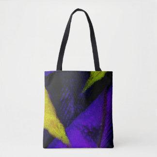 Underwater Charm - Custom All-Over-Print Tote Bag