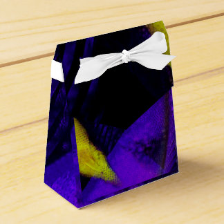 Underwater Charm - Tent Favor Box