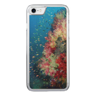 Underwater coral reef, Indonesia Carved iPhone 7 Case