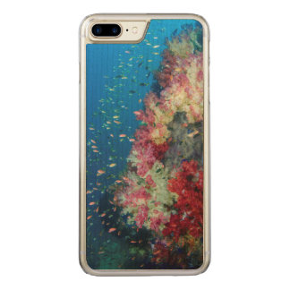 Underwater coral reef, Indonesia Carved iPhone 8 Plus/7 Plus Case