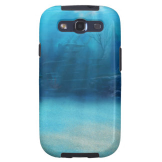 Underwater Coral Reef Towers Samsung Galaxy S3 Covers