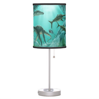 Underwater Dinosaur Table Lamp