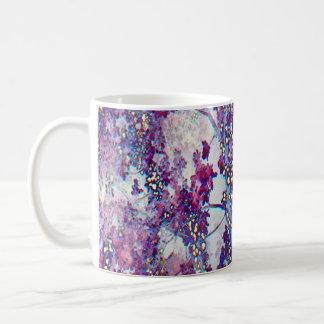 Underwater Forest (violet) Coffee Mug