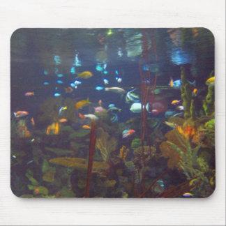 Underwater Garden Mouse Pad