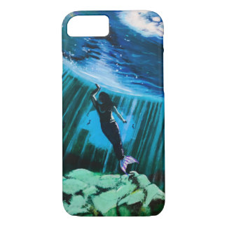 Underwater Mermaid By John Fermin IPhone 7 case