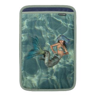 Underwater Mermaid MacBook Sleeve