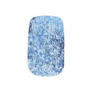 Underwater Nails Minx Nail Art
