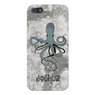 Underwater Octopus Cover For iPhone 5/5S