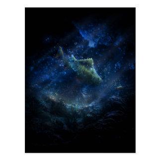 Underwater - Postcard