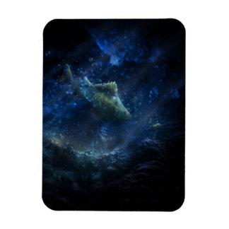 Underwater - Premium Magnet
