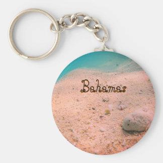 Underwater Sand Keychain