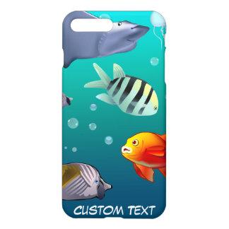 Underwater scene iPhone 7 plus case