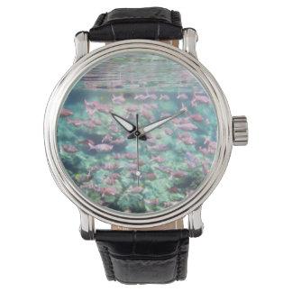 Underwater Sealife Vintage Watch