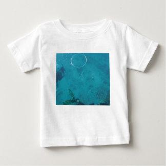 Underwater Smoke Rings Baby T-Shirt