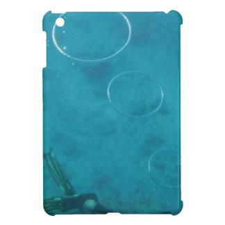 Underwater Smoke Rings iPad Mini Case