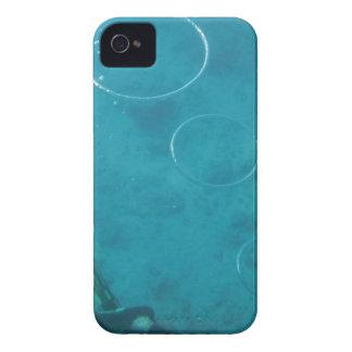 Underwater Smoke Rings iPhone 4 Covers