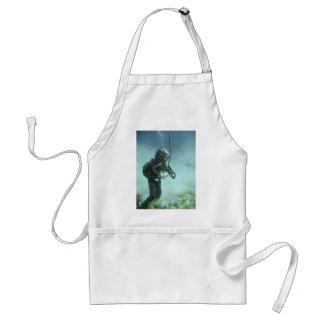 underwater standard apron