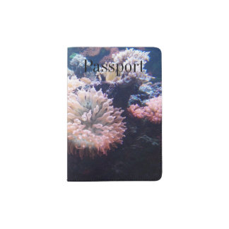 Underwater Underwater Custom passport covering Passport Holder