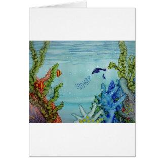 Underwater World #1 Card
