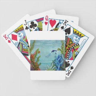Underwater World #1 Poker Deck